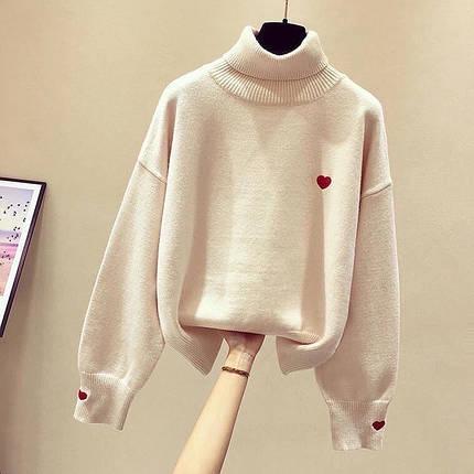Кашеміровий светр жіночий, фото 2