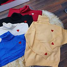 Кашеміровий светр жіночий, фото 3
