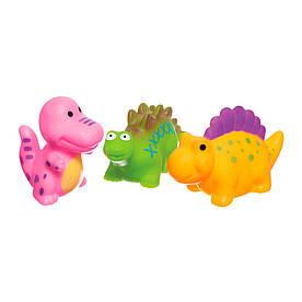 Брызгалки для ванны Динозаврики;9М+ 58128