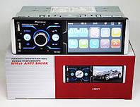 Автомагнитола Pioneer 4063T ISO, Магнитола с Bluetooth, RGB подсветка, Магнитола с экраном