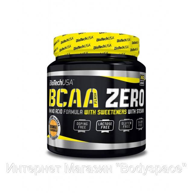 Biotech USA, Бцаа Flash Zero, 360 грамм
