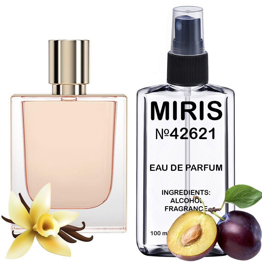 Духи MIRIS №42621 (аромат похож на Hugo Boss Boss Alive) Женские 100 ml