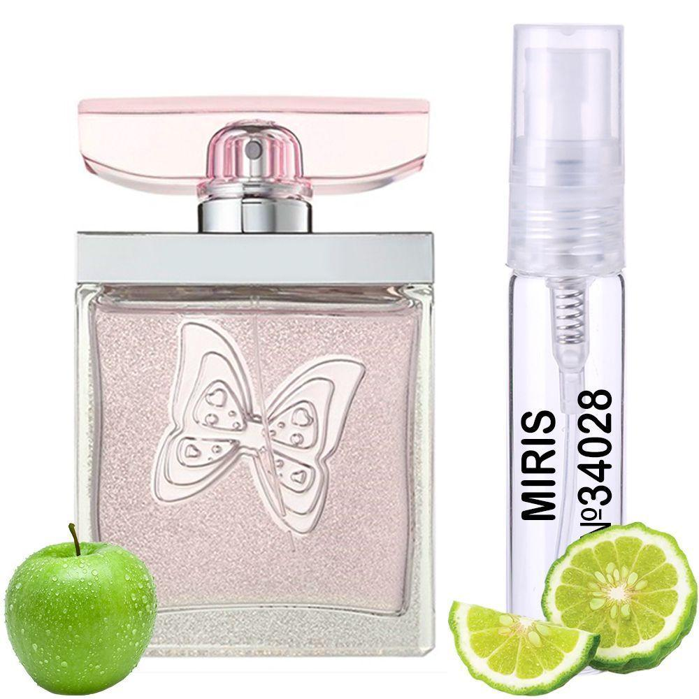 Пробник Духов MIRIS №34028 (аромат похож на Franck Olivier Nature) Женский 3 ml