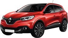 Тюнинг , обвес на Renault Kadjar (c 2015 --)