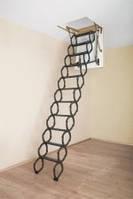 Металлическая термоизоляционная лестница LST 70*80