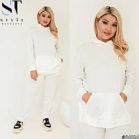 Спортивный костюм женский  норма/батал р.42-54  ST Style XL, фото 1