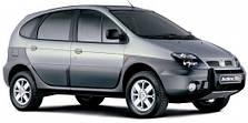 Тюнинг , обвес на Renault Scenic RX4 (2000-2003)