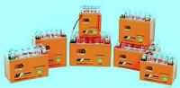 Аккумулятор (АКБ) 12V 4А гелевый (114x71x88, оранжевый) (GML)