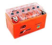 """Аккумулятор   12V 7А   гелевый   """"OUTDO""""   (150x87x93, оранжевый)   (#GML)"""