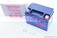 Аккумулятор 4Аh YT4L-BS (заливной) 113/70/85мм