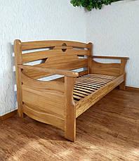 """Дубовий диван - ліжко від виробника """"Луї Дюпон - 2"""", фото 3"""