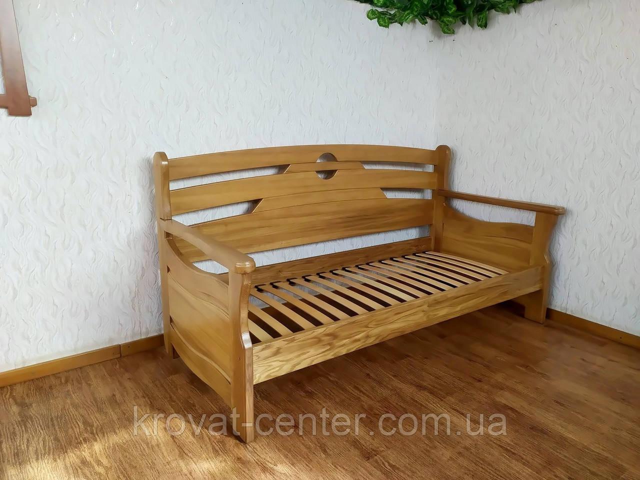 """Дубовий диван - ліжко від виробника """"Луї Дюпон - 2"""""""