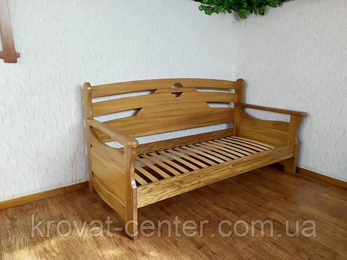 """Дубовий диван - ліжко від виробника """"Луї Дюпон - 2"""", фото 2"""