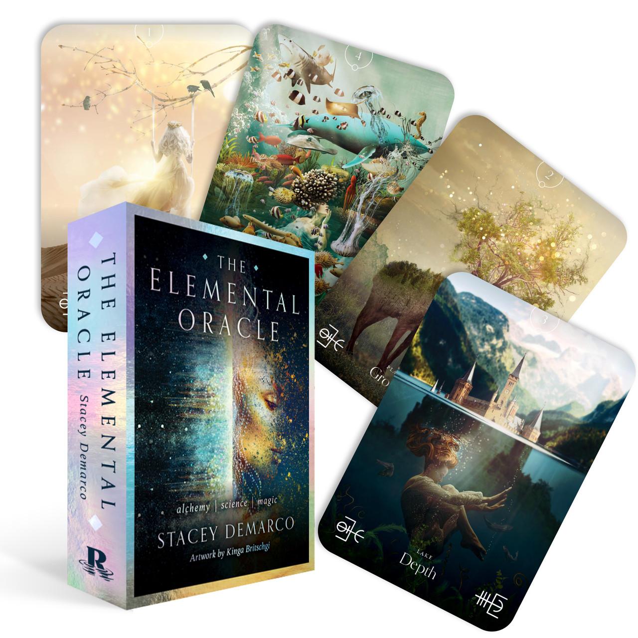 The Elemental Oracle/ Елементний Оракул