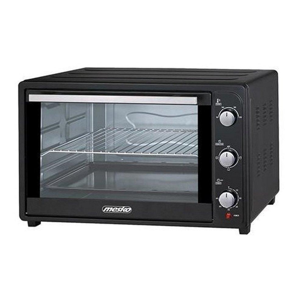 Электрическая печь духовка настольная Mesko MS 6021 обьем 66л мощность 3000вт