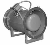 Осевые вентиляторы дымоудаления ВОД-ДУ-100
