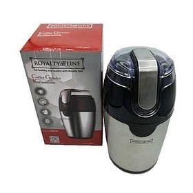 Ножевая кофемолка Royalty Line CGE 200.4 200W Новая