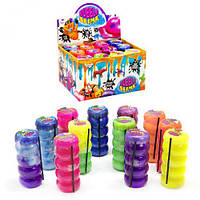"""Лизун-сопли """"Bubble Slime"""", 340 г (рус), Dankotoys, лизуны,товары для творчества,игрушки товары для детей"""