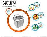 Холодильник туристический, автомобильный Camry CR 93, 32 литра, фото 6