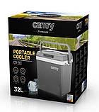 Холодильник туристический, автомобильный Camry CR 93, 32 литра, фото 9