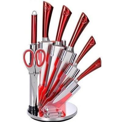 Набір кухонних ножів Royalty Line Switzerland RL-KSS804