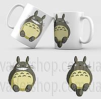 Чашка Тоторо. Аниме Мой сосед Тоторо. Totoro №12, фото 1