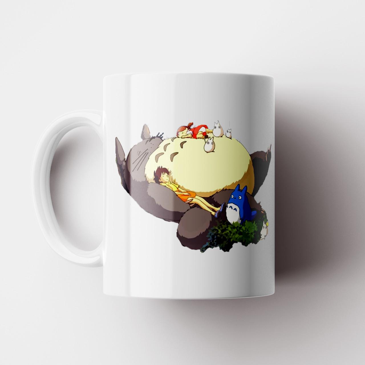 Чашка Тоторо. Аніме Мій сусід Тоторо. Totoro №13