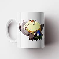 Чашка Тоторо. Аніме Мій сусід Тоторо. Totoro №13, фото 1