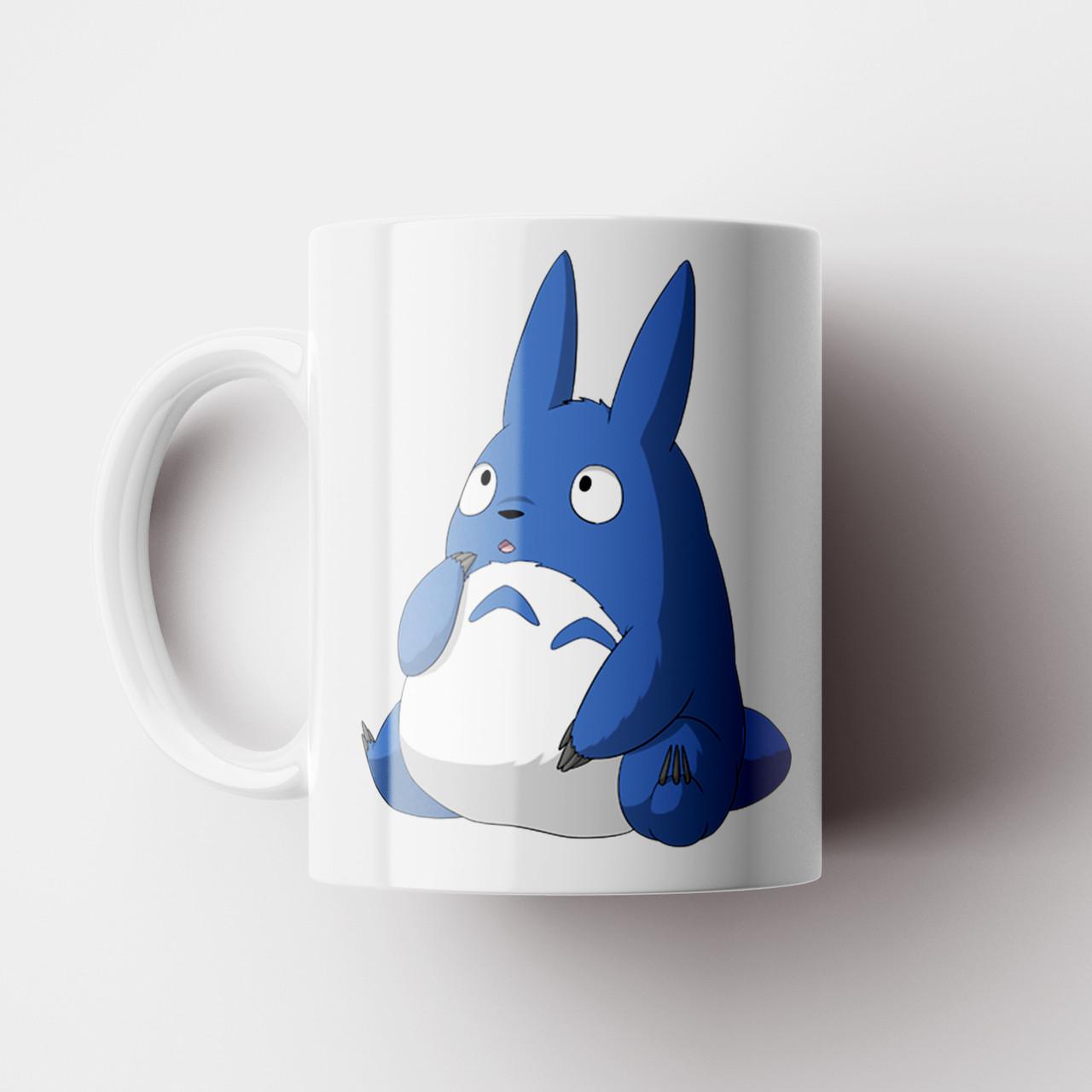Чашка Тоторо. Аніме Мій сусід Тоторо. Totoro №15