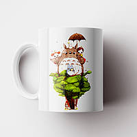 Чашка Тоторо. Аниме Мой сосед Тоторо. Totoro №16, фото 1