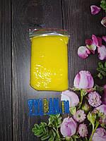 Мастика кондитерская желтый Сладо 100г