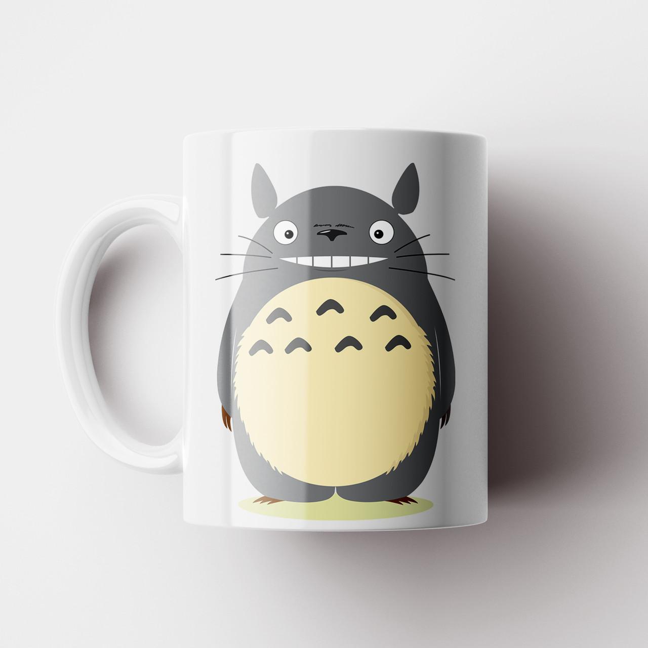 Чашка Тоторо. Аниме Мой сосед Тоторо. Totoro №18