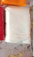 Мастика кондитерская белая Сладо 100г