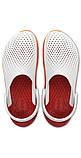 Кроксы мужские Crocs LiteRide™ Clog бежево-оранжевые 42 р., фото 2