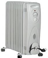 Обогреватель масляный радиатор Calore HR-11F (11 секций,2500 Вт)