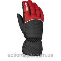 Горнолыжное перчатки Reusch Bero R-TEXXT (3 цвета) 2012 (4101244) fire red/black 302, 10