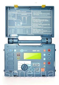 Мікроомметр сертифікований MMR-620UA роздільна здатність 1 мкОм