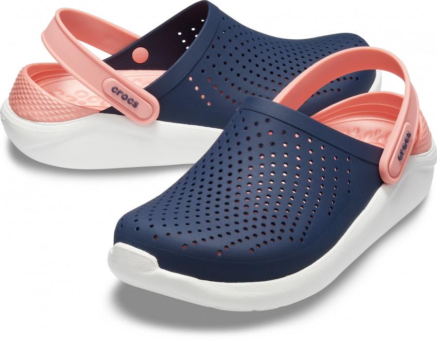 Жіночі крокси Crocs LiteRide™ Clog сині 38 р.