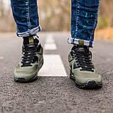 Мужские зимние кроссовки Nike Air Max 90 khaki, кроссовки зимние Найк Аир Макс 90 (Реплика ААА), фото 3