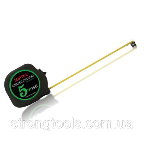 Рулетка измерительная 5м TOPTUL IAAA0005