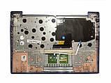 Оригинальная клавиатура для ноутбука Lenovo ideapad 120S-14IAP series, ua, gray, передняя панель, фото 2