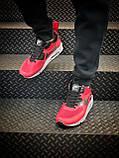 Мужские зимние кроссовки Nike Air Max 90 red, кроссовки зимние Найк Аир Макс 90 (Реплика ААА), фото 5