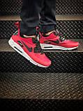 Мужские зимние кроссовки Nike Air Max 90 red, кроссовки зимние Найк Аир Макс 90 (Реплика ААА), фото 6