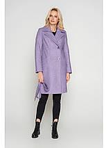 """Женское демисезонное стильное пальто """"Верона"""", р-ры 40-50, фото 3"""