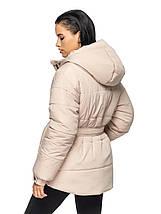 Женская стильная зимняя куртка Дорети, фото 2