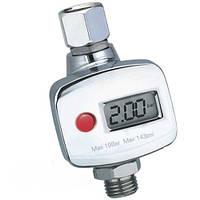 Регулятор давления воздуха цифровой для краскопульта AUARITA FR7