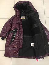 Детский зимний пуховик  для девочки от KIKO 5731, фото 2