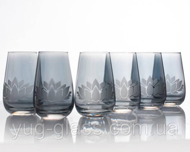 Высокий стакан для воды