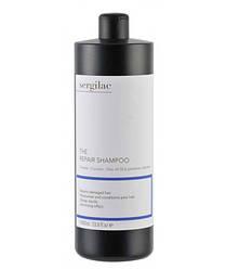 Шампунь для волос восстанавливающий Sergilac The Repair Shampoo 1000 мл