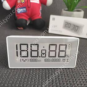 Часы Xiaomi MiaoMiaoCe E-Link INK LCD экран с датчиком температуры и влажности